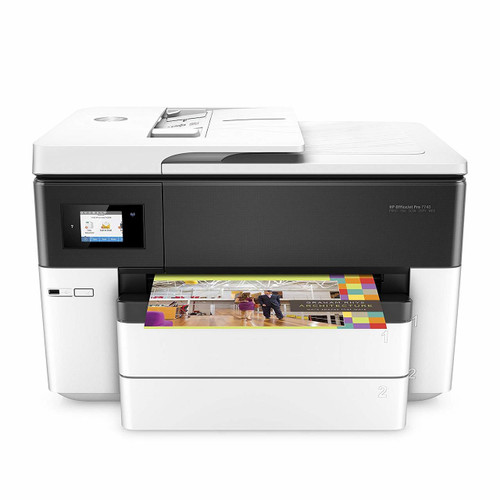 HP OfficeJet Pro 7740 Wide Format (A3) All-in-One Printer with Wireless & Mobile Printing