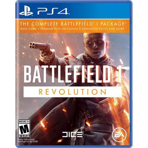 Battlefield 1 Revolution PlayStation 4