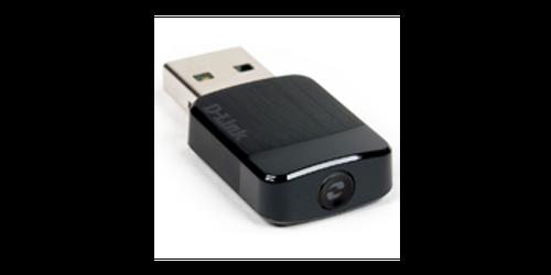 D-Link Wireless AC dual band (11a/b/g/n/ac) USB Dongle ( DWA-171/NA )
