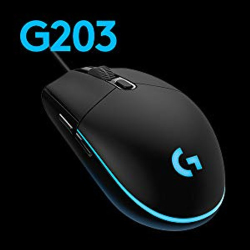 6ded56ebc09 ... Logitech G Gear UP Gaming Bundle Gaming Grade Mouse G203, Keyboard G213,  Stereo Headset ...