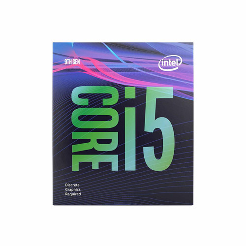 Intel Core i5 9th Gen Desktop Family of Processors 6 Cores up to 4.1 GHz Turbo Without Processor Graphics LGA 1151 300 Series 65W Processors 999CVM