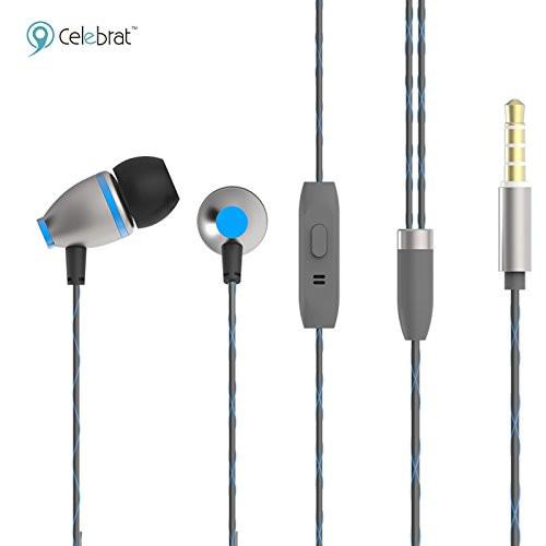Celebrat C3 In-Ear Metal High-Fidelity Earphones