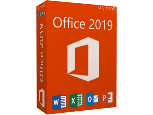 Microsoft Office 2019 Home & Business English Medialess - PROMO