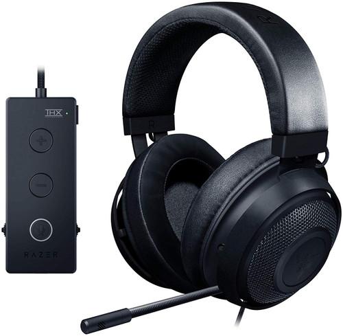 Razer Kraken Tournament Edition Gaming Hs Usb Audio Control - Black