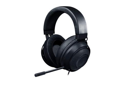 Razer Kraken Wired Gaming Headset - Black