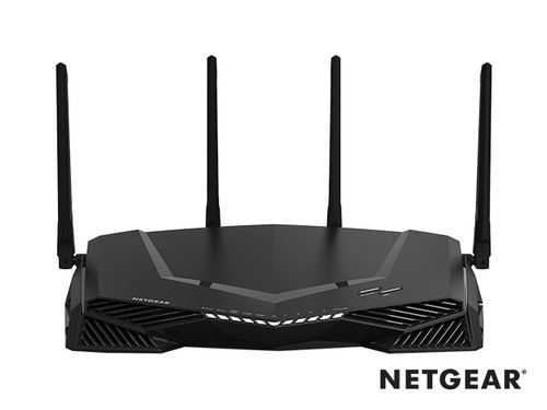 NETGEAR Nighthawk Pro Gaming XR500 Wi-Fi Router with 4 Ethernet Ports and Wireless Speeds Up to 2.6 Gbps, AC2600, Optimized for Low Ping
