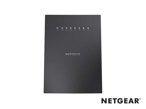 NETGEAR Wi-Fi Mesh Range Extender EX8000 - Coverage up to 2500 sq.ft. and 50 devices with AC3000 Tri-Band Wireless Signal Booster & Repeater (up to 3000Mbps speed)