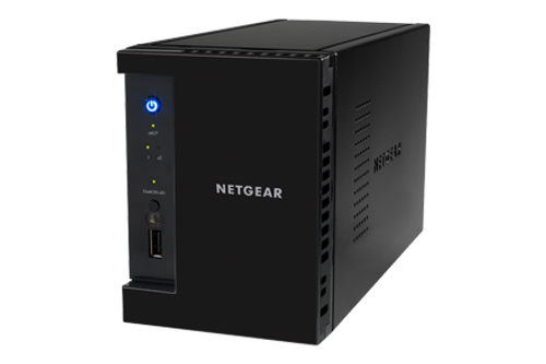 Netgear READYNAS 212 (2-BayDISKLESS)