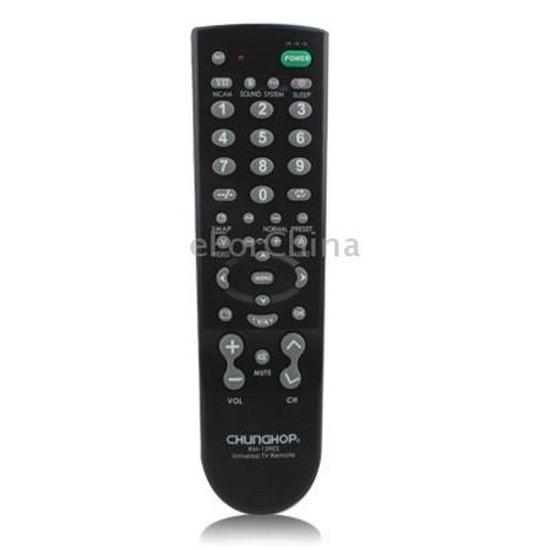 Chunghop Universal TV remote RM-139E