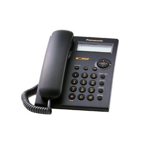PANASONIC KX-TSC11MXB Corded phone, white - 2 Years Warranty
