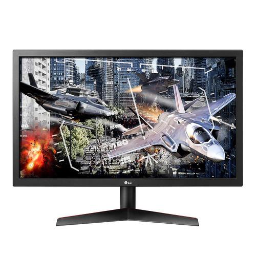 "LG 23.6"" 24GL600F-B Ultragear Gaming Monitor"