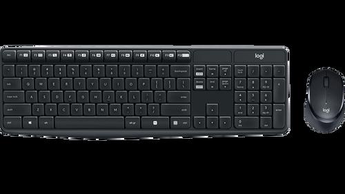 Logitech MK315 Silent Wireless Keyboard & Mouse Combo