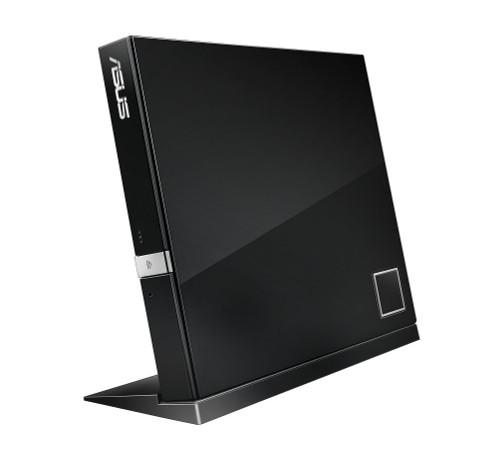 ASUS External 6X Blu-ray Writer (Black) - 1 Year Warranty