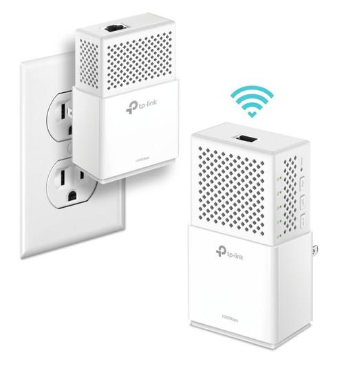 TP-Link AV1000 Powerline Wifi Kit AC750 TL-WPA7510 KIT V2