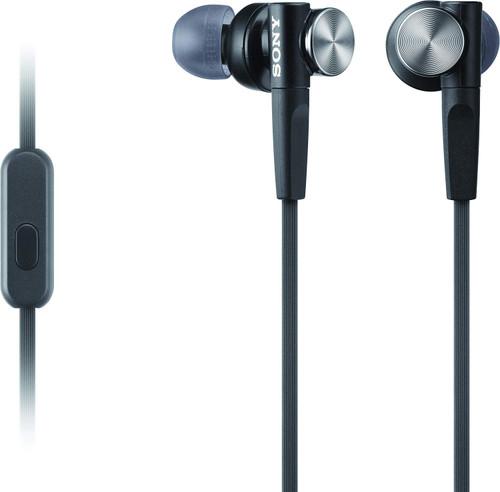 Sony MDRXB50AP Extra Bass Earbud Headset (Black)