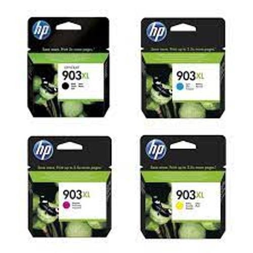 HP 903XL Inkjet Cartridge High Capacity