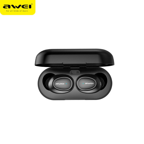 AWEI TWS T16 True wireless Sports Earbuds with Charging Case