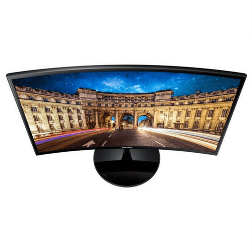 Samsung 24'' Curved Monitor (LC24F390FHMXZ) - 2 Years Warranty