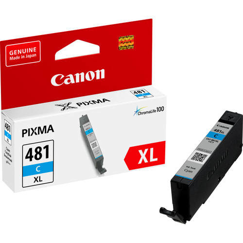 Canon Pixma 481XL Ink Cartridge - Cyan