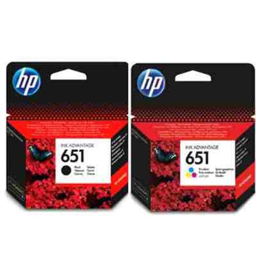 HP 651 ORIGINAL Ink Advantage Cartridge