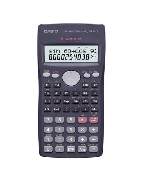 Casio FX-95MS calculator