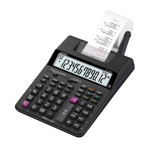 Casio HR-100RC Mini Desktop Printing Calculator