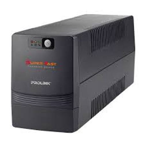 PROLiNK PRO851SFCU 850VA Line Interactive UPS with AVR / USB Port / Super Fast Charging