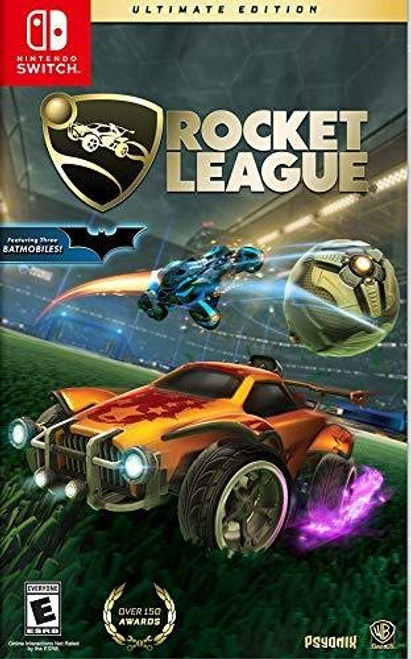 Rocket League Ultimate Edition - Nintendo Switch, Whv Games
