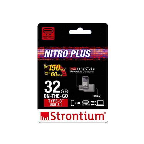 STRONTIUM 32GB OTG NITRO USB 3.1 Type C