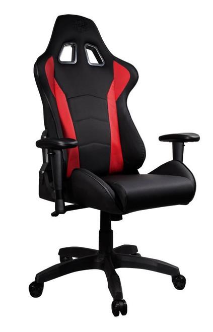 Cooler Master Caliber R1 2019 Red Gaming Chair-CMI-GCR1-2019R