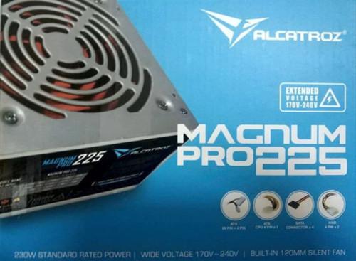 ALCATROZ MAGNUM POWER SUPPLY 225X BLACK 450 WATT (MAGPRO225XR)