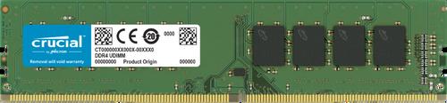 Crucial 8GB DDR4 2666Mhz 1.2V 288 Pin CT8G4DFS8266- Udimm