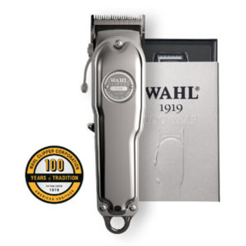 100 YEARS WAHL CLIPPER 81919-017-1 YEAR WARRANTY