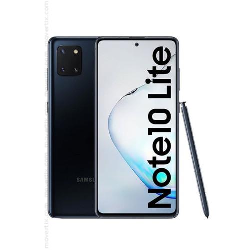 Note 10 Lite Black