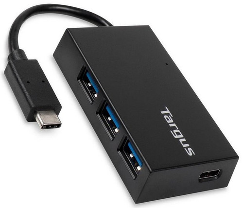 TARGUS USB-C 4-Port USB Hub