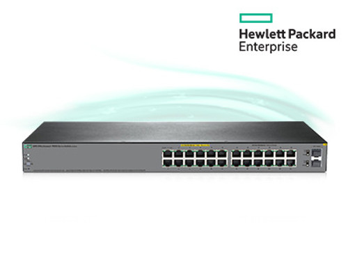 HPE OfficeConnect 24G 2SFPPPoE+ 185W Switch