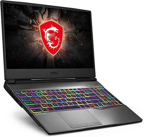 """MSI GP65 Leopard 10SEK-048 15.6"""" 144Hz 3ms Gaming Laptop Intel Core i7-10750H RTX 2060 16GB 512GB NVMe SSD Win10"""