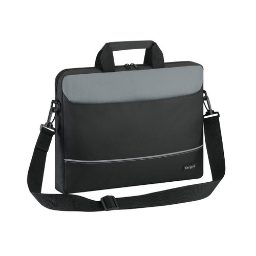 "Targus Intellect 15.6"" Topload Laptop Case Black TBT238EU"