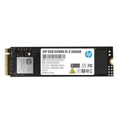 HP EX900 M.2 500GB/500GB PCIe 3.0 X4 Nvme 3D TLC NAND Internal Solid State Drive