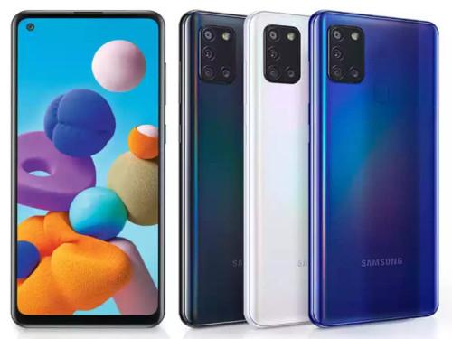 Samsung Galaxy A21s SM-A217F/DS 4GB Ram 64GB Rom Dual Sim