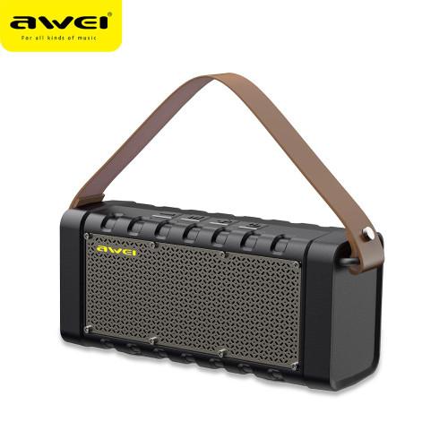 Awei Y668 2 IN 1 Wireless Speaker + Power Bank