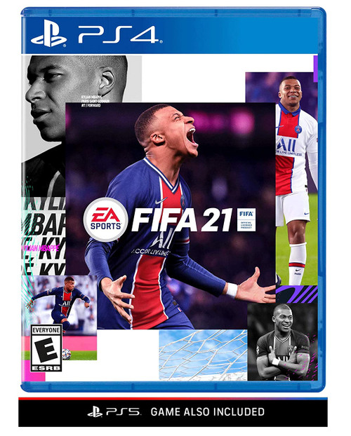 FIFA 21 - PlayStation 4 (Region All) Compatible with PS5