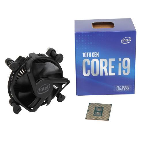 Intel® Core™ i9-10900 Processor (20M Cache, up to 5.20 GHz) Lga 1200