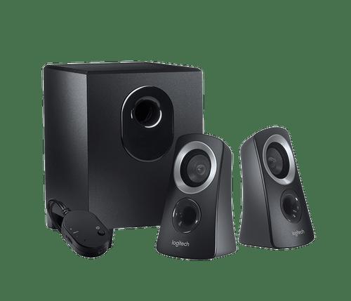 Logitech Z313 2.1 Surround Speaker System [25W]