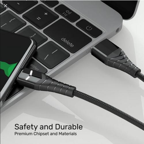 UNITEK C14063BK 1M 5A USB-C Super Charging & Sync Cable Black Color UNITEK Gift Box