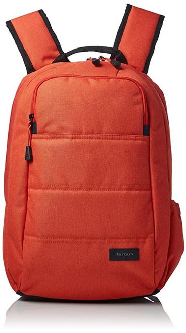 Targus TSB82702 15'' Groove X Compact Backpack Fiesta Orange