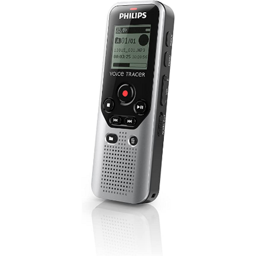 Philips Voice Tracer Audio Recorder Optimized for Note Taking