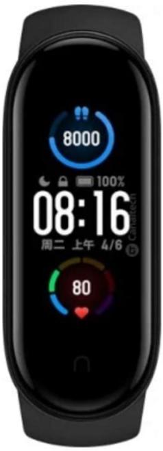 Xiaomi Mi Band 5 (Black)