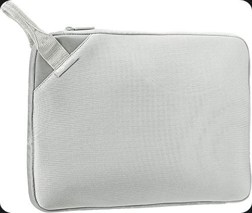 """AmazonBasics 13.3"""" Executive Laptop Sleeve Case (With Handle) - Grey"""