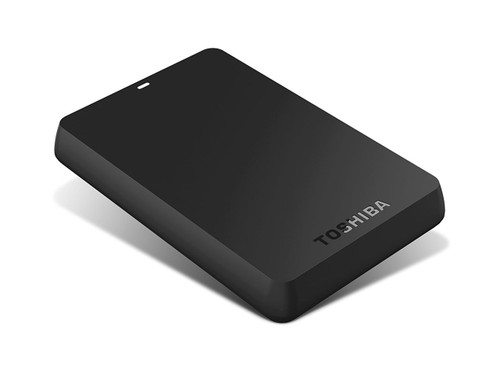 Toshiba Canvio Ready 1TB USB 3.0 Portable Hard Drive (Black)